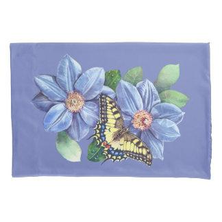 Kissenbezug des Aquarell-Schmetterlings-(2 Seiten)