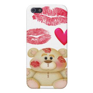 Kissy Bär - SRF iPhone 5 Cover