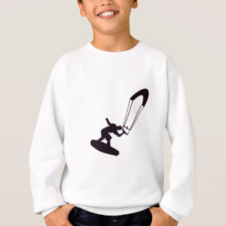 Kiteboarding wahr sweatshirt