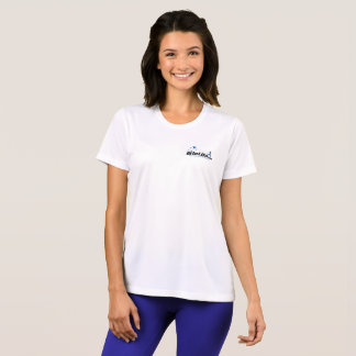 KiteLife Logo - Damen-Sport-Shirt T-Shirt
