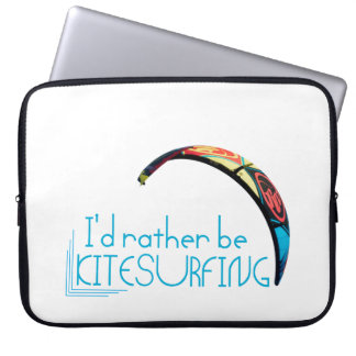 Kitesurfing Laptop Sleeve