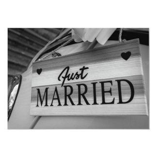 Kitsch-handgeschriebene Hochzeit danken Ihnen Karte