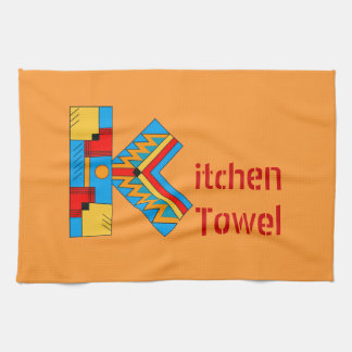 Kitschy Geschirrtuch Küchenhandtuch