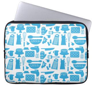Kitschy Küchengeschirr-Laptop-Kasten Laptop Schutzhülle