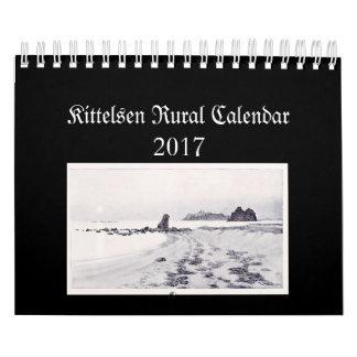 Kittelsen Land Kalender