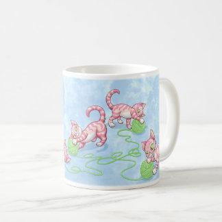 Kittipurra Rosa Kaffeetasse