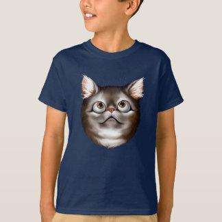 Kitty-Gesicht des Wunder-T - Shirt