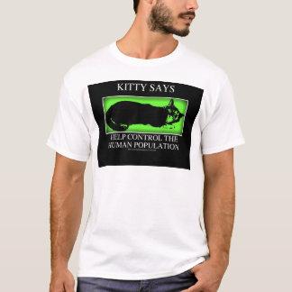 kittysaysgreen T-Shirt