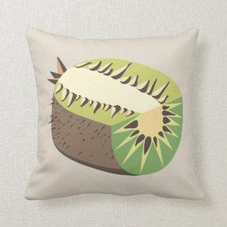 Kiwi fruit illustration kissen