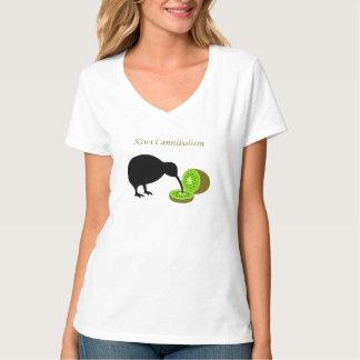 Kiwi-Kannibalismus T-Shirt