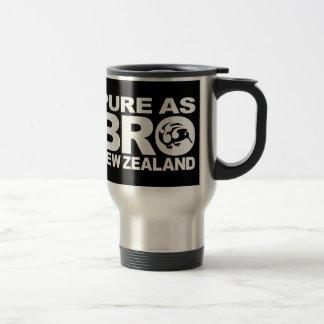 Kiwi, reines Neuseeland Reisebecher