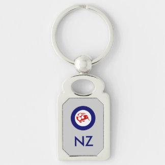 Kiwi Roundel Schlüsselanhänger