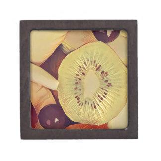 Kiwi Schachtel