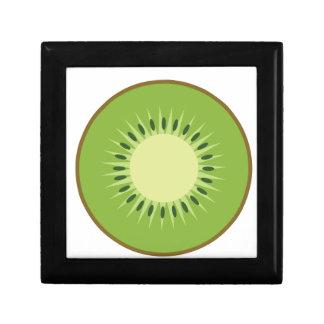 Kiwi Schmuckschachtel