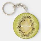 Kiwi-Thema Keychains Schlüsselanhänger