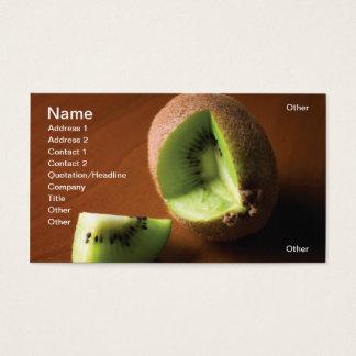 Kiwi Visitenkarte