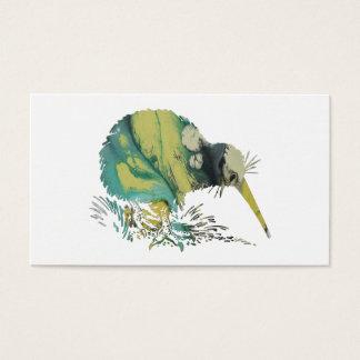 Kiwi-Vogel-Kunst Visitenkarte