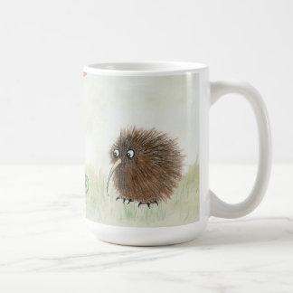 Kiwi-Vogel Tasse
