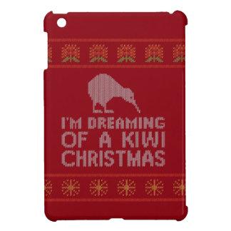 Kiwi-Weihnachten iPad Mini Hülle
