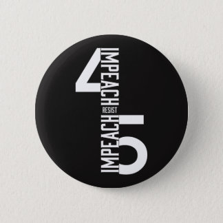 KLAGEN SIE #45 WIDERSTEHEN AN RUNDER BUTTON 5,1 CM