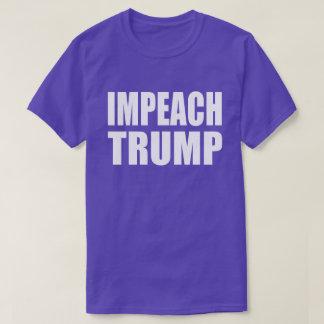 """""""KLAGEN Sie DEN TRUMPF"""" an (doppelseitig) T-Shirt"""