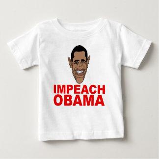 Klagen Sie Obama an Baby T-shirt