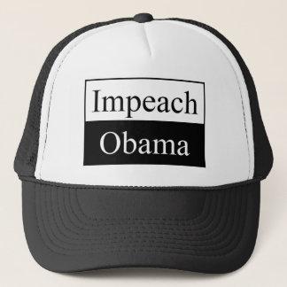 Klagen Sie Obama-Hut an Truckerkappe