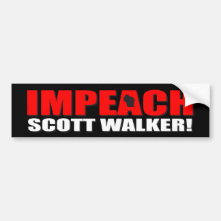 Klagen Sie Scott-Wanderer an Autoaufkleber