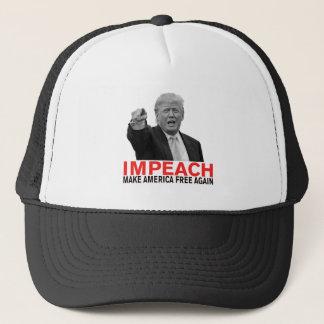 Klagen Sie Trumpf machen Amerika frei wieder an! Truckerkappe