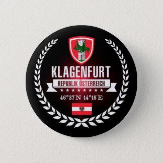 Klagenfurt Runder Button 5,1 Cm