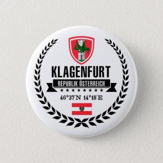 Klagenfurt Runder Button 5,7 Cm