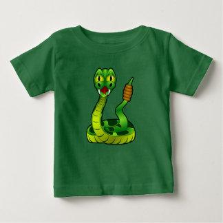 Klapperschlange Baby T-shirt
