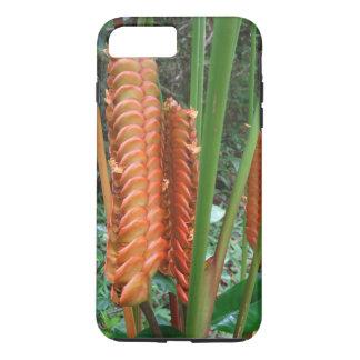 Klapperschlangen-Ingwer iPhone 8 Plus/7 Plus Hülle