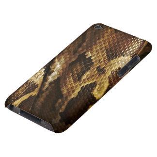 Klapperschlangen-Reptil-Schlangen-Tier-Telefon-Kas iPod Touch Hülle