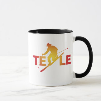 Klare Logo-TeleTasse Tasse