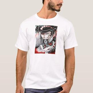 Klären Sie sich ist jetzt der Schnee T-Shirt