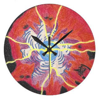 Klärung der Reich-großen runden Uhr