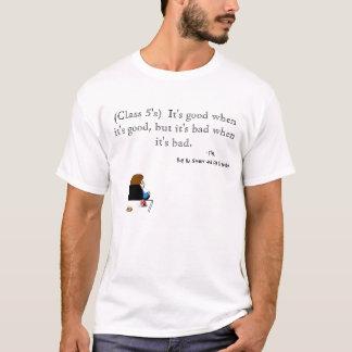 Klasse 5 T-Shirt