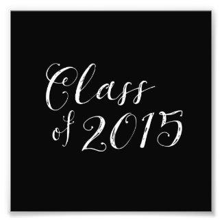 Klasse der Tafel-Art 2015 Vintag Kunst Foto