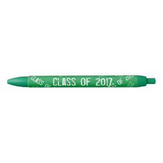Klasse grünen Weiß 2017 Kugelschreiber