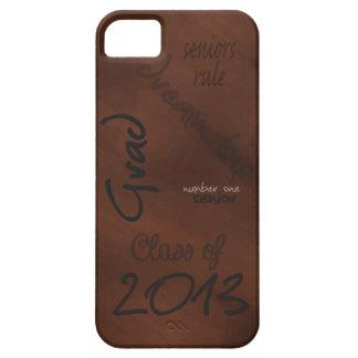 Klasse städtischen Geräten-Falles 2013 Browns iPhone 5 Cover