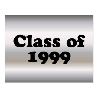 Klasse von 1999 postkarte