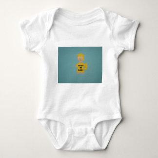 Klasse von 2011 baby strampler