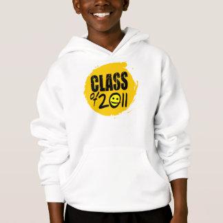 Klasse von 2011 hoodie