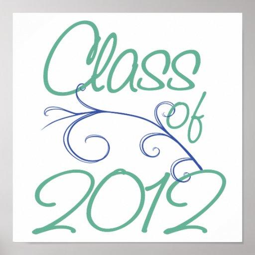 Klasse von 2012 poster