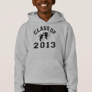 Klasse von 2013 - Drama Hoodie