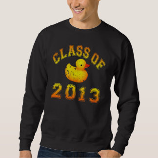 Klasse von 2013 Gummi Duckie - Gelb/Orange Sweatshirt