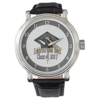 Klasse von 2017 feiern gutes armbanduhr