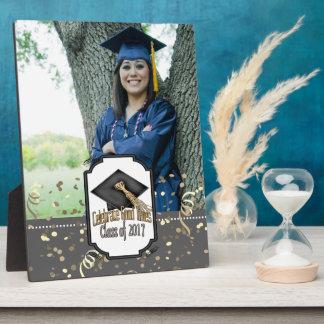 Klasse von 2017 feiern gutes fotoplatte