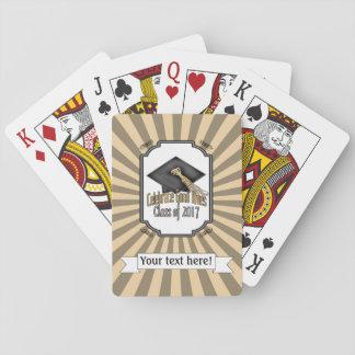 Klasse von 2017 feiern gutes spielkarten